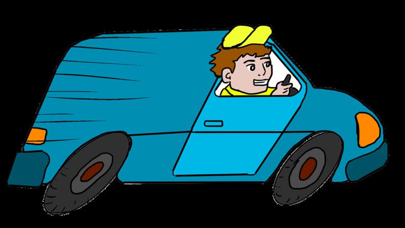 Przystosowanie auta dostawczego do cięższych ładunków