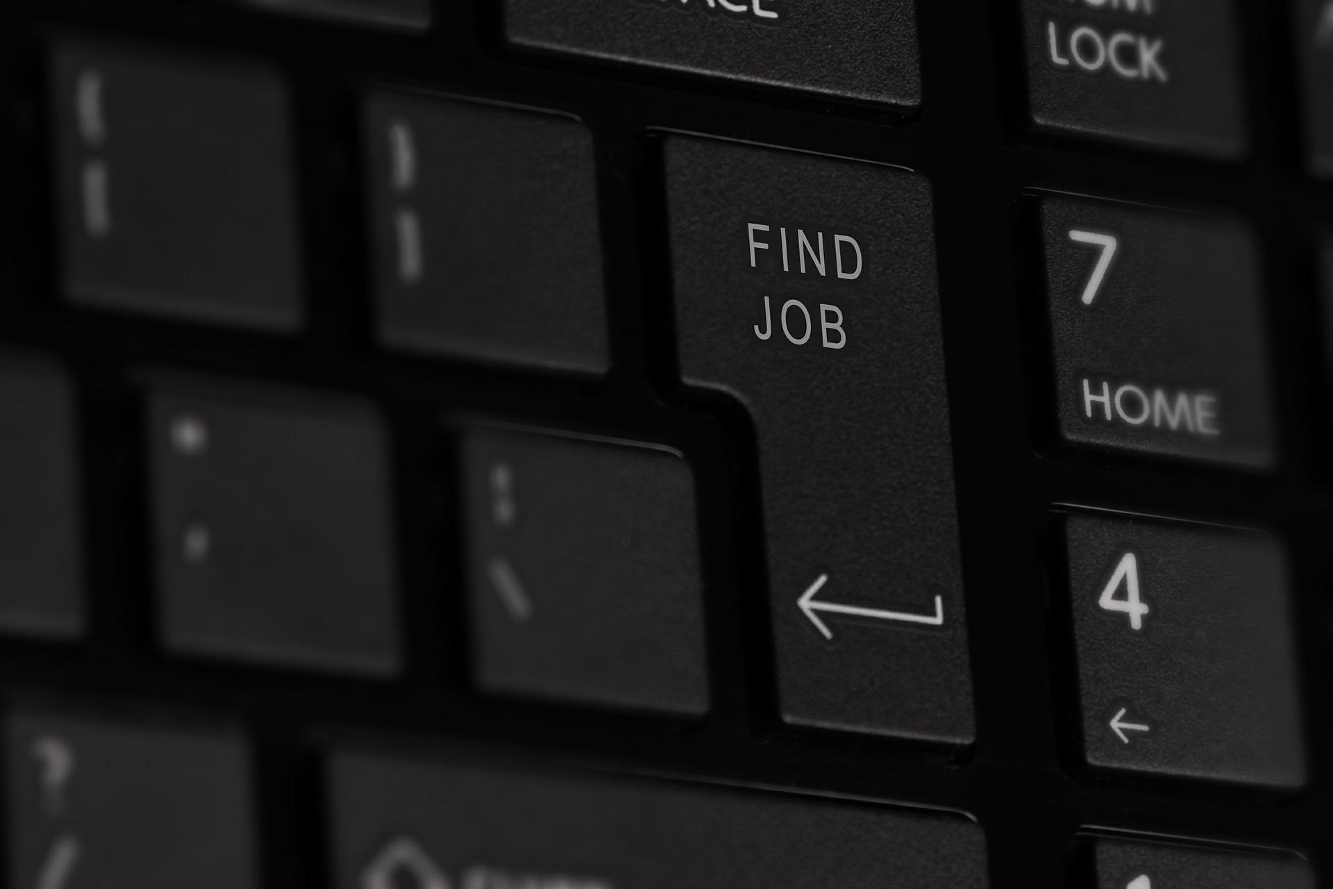 Szczeble znalezienia pracy poprzez agencję
